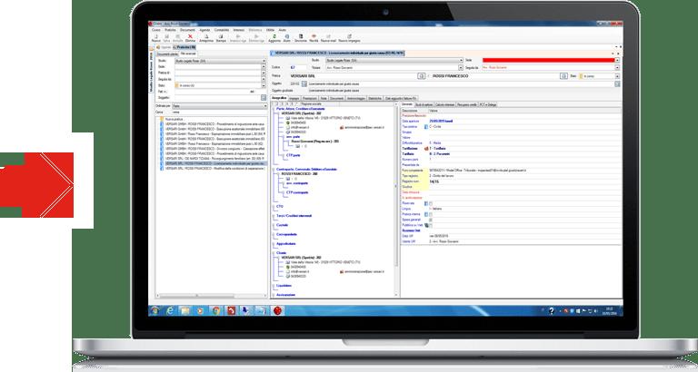 cicero software gestionale studio legale