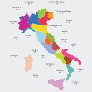 numero avvocati in italia